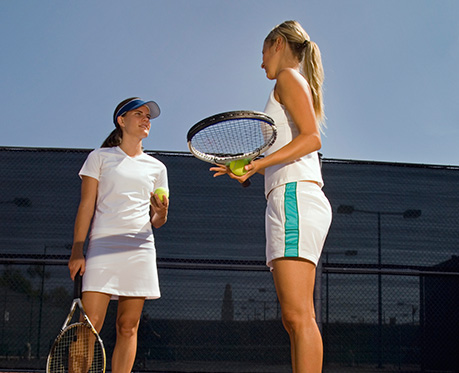 image of ladies playing tennis